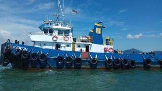 Two Malaysian Tugboat Crews Left Behind the Captain