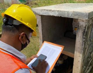 PLN Batam to Apply Smart Grid Technology to Read AMI Meters