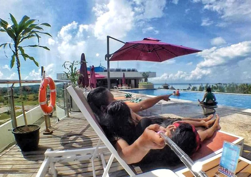 Resorts in Bintan Begins to Be Crowded with Domestic Tourists