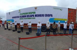 Coconut Processing Factory Which Newly Built in Bintan is Ready to Take New Workers