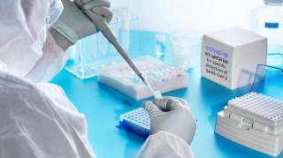 The Drop of PCR Test Charges
