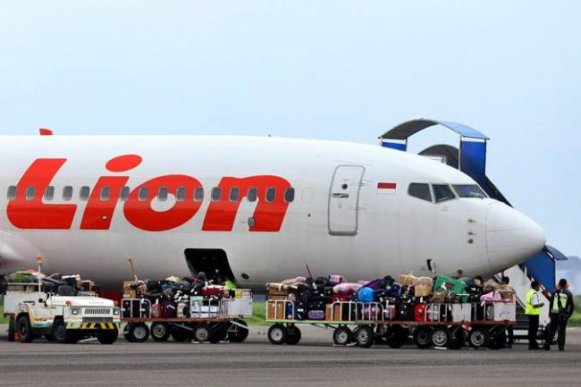 design intemporel d4066 04d0a Tarif Kelebihan Bagasi Lion Air Naik per 1 September 2019