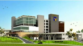 BP Batam Hospital Is Designed to Be a KEK Hospital